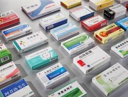 济南药盒包装设计